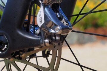 обслуживание гидравлических тормозов велосипеда